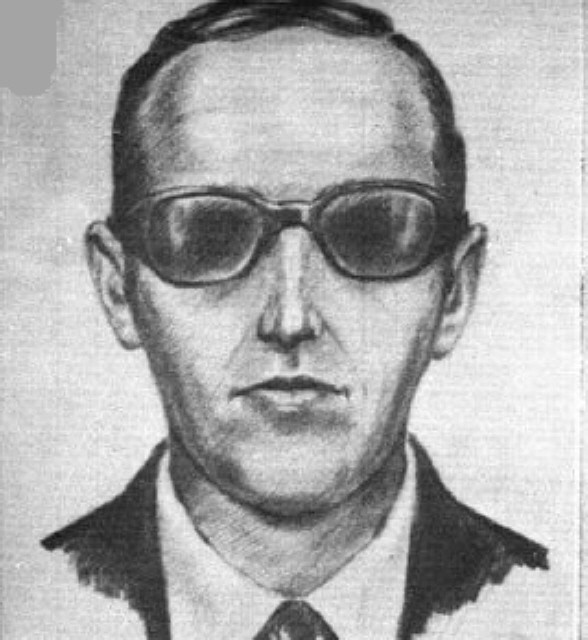 The Curious Case Of D B Cooper Colmboohig